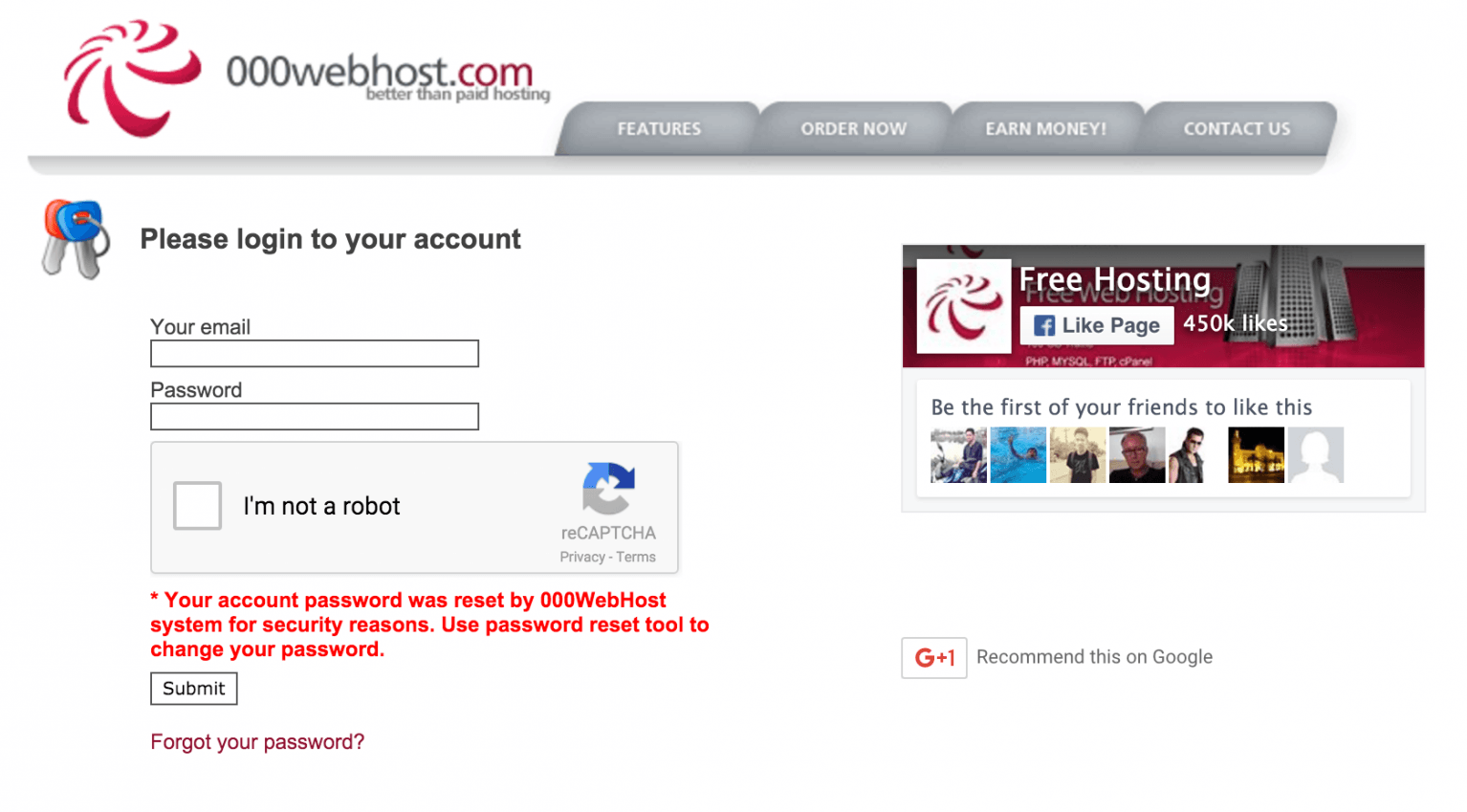 000webhost-reset-password