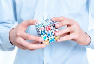 social-media-rubik-cube