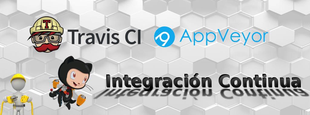 Integración Continua en GitHub con AppVeyor (parte 2